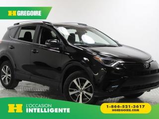 Used 2018 Toyota RAV4 LE BANC CH. CAMERA for sale in St-Léonard, QC