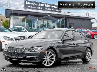 Used 2013 BMW 3 Series 320i X-DRIVE |NAV|BLUETOOTH|SUNROOF|1OWNER|HID for sale in Scarborough, ON