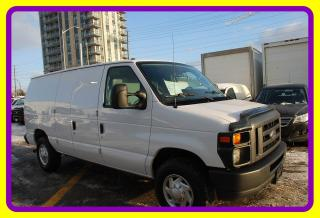 Used 2013 Ford E350 3/4 Ton Econoline Cargo Van, Fully Loaded for sale in Woodbridge, ON