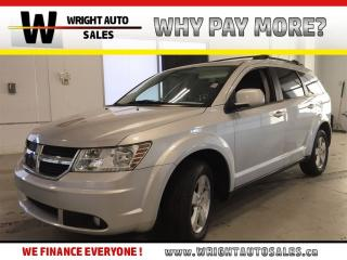 Used 2010 Dodge Journey SXT|7 PASSENGER|LEATHER|LOW MILEAGE|96,374 KMS for sale in Cambridge, ON
