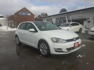 Used 2015 Volkswagen Golf COMFORTLINE TSI for sale in Waterdown, ON