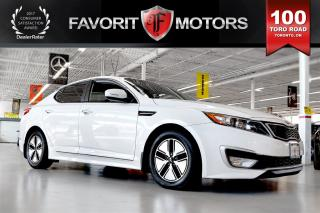 Used 2012 Kia Optima Hybrid BACK-UP CAM | HEATED SEATS | BLUETOOTH for sale in North York, ON