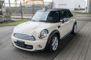 Used 2012 MINI Cooper CONVERTIBLE Navigation! for sale in Langley, BC