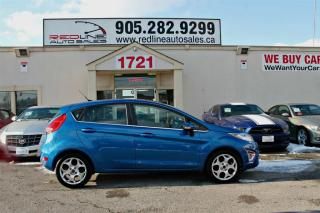 Used 2011 Ford Fiesta SES, Leather, Sunroof, WE APPROVE ALL CREDIT for sale in Mississauga, ON