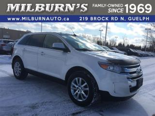 Used 2011 Ford Edge Limited, Nav/ Pano Roof for sale in Guelph, ON