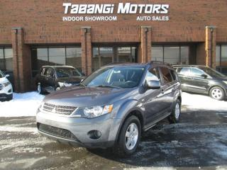 Used 2009 Mitsubishi Outlander AWD | BLUETOOTH | HEATED SEATS | KEYLESS | ALLOYS | for sale in Mississauga, ON