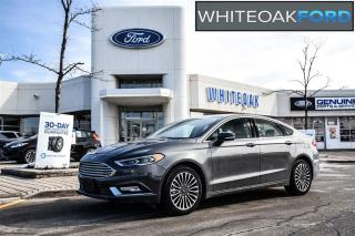 Used 2017 Ford Fusion SE,AWD, CPO,NAVI,m/r, for sale in Mississauga, ON