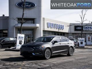 Used 2017 Ford Fusion SE,FWD,CPO,NAVI,LTHR,M/R, for sale in Mississauga, ON