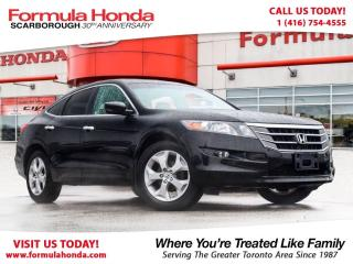 Used 2010 Honda Accord Crosstour EX-L | LEATHER | HEATED SEATS | SUNROOF for sale in Scarborough, ON