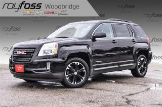 Used 2017 GMC Terrain SLT LEATHER, NAV, SUNROOF, BACKUP for sale in Woodbridge, ON