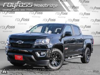 Used 2017 Chevrolet Colorado Z71. OFF ROAD TIRES & WHEELS for sale in Woodbridge, ON