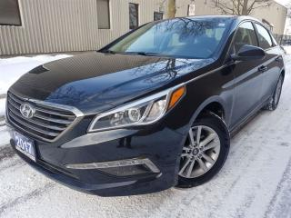 Used 2017 Hyundai Sonata 2.4L GL Rear camera-super clean for sale in Mississauga, ON
