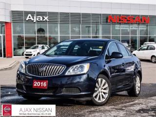 Used 2016 Buick Verano Base Alloys*Bluetooth*Climate Control for sale in Ajax, ON