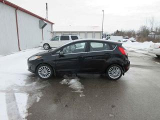Used 2014 Ford FIESTA titanium FWD for sale in Cayuga, ON
