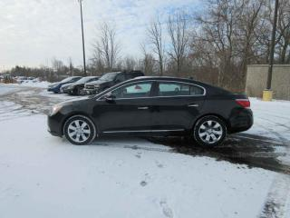 Used 2010 Buick LACROSSE CXL AWD for sale in Cayuga, ON
