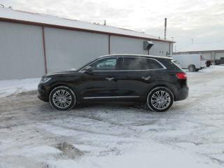 Used 2017 Lincoln MKX RESERVE AWD for sale in Cayuga, ON