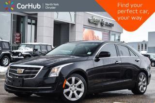 Used 2015 Cadillac ATS Sedan Standard AWD|Sunroof|Leather|BOSE|R.Start|Backup Cam|17