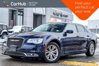 Used 2017 Chrysler 300 Touring|Pano_Sunroof|Nav|Leather|R.Start|Heat.Frnt Seats|18