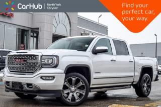 Used 2016 GMC Sierra 1500 Denali 4x4|BOSE|Sunroof|Side Steps|Leather|Bedliner|22