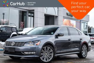 Used 2015 Volkswagen Passat Comfortline Diesel|Sunroof|Backup Cam|Leather|19