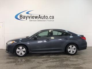 Used 2015 Subaru Legacy - AWD AUTO HTD STS REV CAM STARLINK}CRUISE! for sale in Belleville, ON
