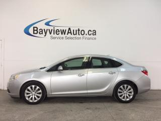 Used 2013 Buick Verano - ALLOYS|LTHR TRIM|BLUETOOTH|ON STAR|CRUISE! for sale in Belleville, ON
