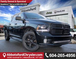 Used 2015 Dodge Ram 1500 ST *ACCIDENT FREE* *LOCALLY DRIVEN* for sale in Abbotsford, BC