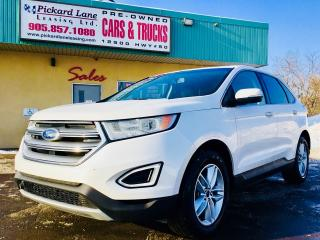 Used 2015 Ford Edge SEL JUST ARRIVED!! PICTURES COMING SOON!!! for sale in Bolton, ON