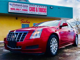 Used 2012 Cadillac CTS Base for sale in Bolton, ON