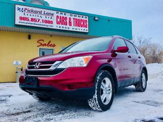 Used 2010 Honda CR-V EX-L for sale in Bolton, ON