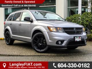 Used 2015 Dodge Journey SXT NO ACCIDENTS, B.C OWNED for sale in Surrey, BC