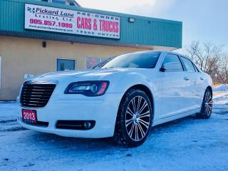 Used 2013 Chrysler 300 S for sale in Bolton, ON
