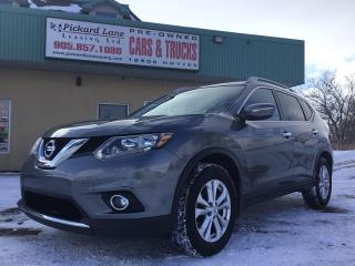 Used 2014 Nissan Rogue SV $142.55 BI WEEKLY! $0 DOWN! for sale in Bolton, ON