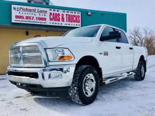 Used 2012 Dodge Ram 2500 SLT for sale in Bolton, ON