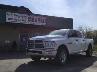 Used 2012 RAM 2500 SLT for sale in Bolton, ON