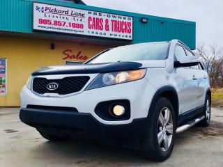 Used 2013 Kia Sorento EX V6 JUST CAME IN!!!$115.92 BI WEEKLY! $0 DOWN for sale in Bolton, ON