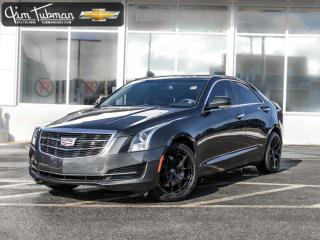 Used 2017 Cadillac ATS 2.0L Turbo Luxury for sale in Gloucester, ON