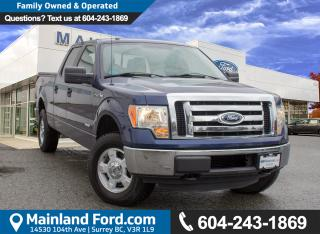 Used 2012 Ford F-150 XLT ACCIDENT FREE, BC LOCAL for sale in Surrey, BC