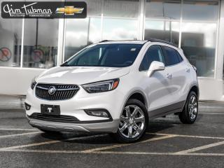 Used 2017 Buick Encore Essence for sale in Gloucester, ON