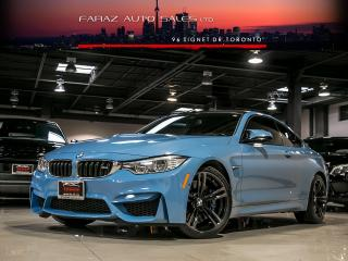 Used 2015 BMW M4 HEADSUP|NAVI|CARBON ROOF|RED LEATHER for sale in North York, ON