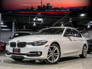 Used 2014 BMW 320i SPORT|X-DRIVE|NAVI|RED LEATHER|LOW KMS for sale in North York, ON