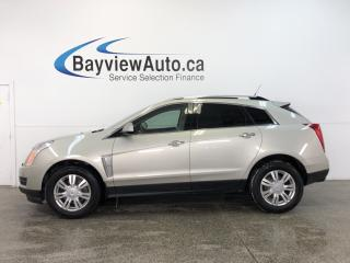 Used 2014 Cadillac SRX LUXURY- REM STRT|PANOROOF|HTD LTHR|NAV|BOSE! for sale in Belleville, ON