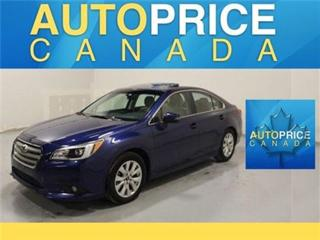 Used 2015 Subaru Legacy TOURING PKG MOONROOF KEYLESS for sale in Mississauga, ON