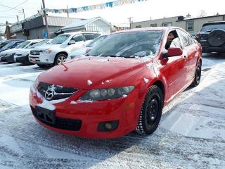 Used 2006 Mazda MAZDA6 GT,,certified,Stick! for sale in Oshawa, ON