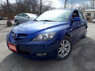 Used 2009 Mazda MAZDA3 GS,,certified for sale in Oshawa, ON