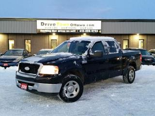 Used 2008 Ford F-150 XLT CREW CAB for sale in Gloucester, ON