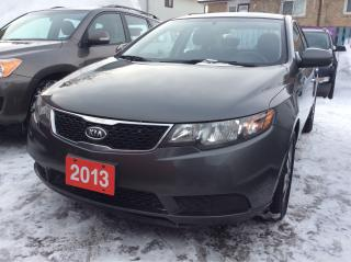Used 2013 Kia Forte w/Bluetooth connectivity/Heated Seats/Alloys/AUX for sale in Scarborough, ON