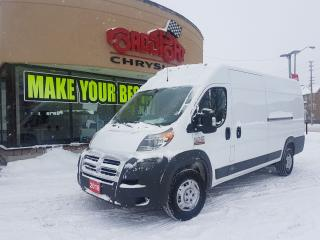 Used 2018 RAM ProMaster 3500 HIGH ROOF 159 WB EXT for sale in Scarborough, ON