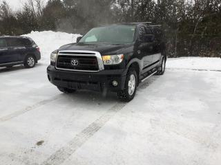 Used 2013 Toyota Tundra TRD Off Road with Leather Package for sale in Ottawa, ON