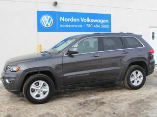 Used 2017 Jeep Grand Cherokee Laredo for sale in Edmonton, AB